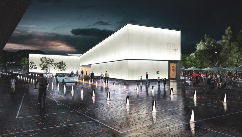 EPI Center. Cultural Hub