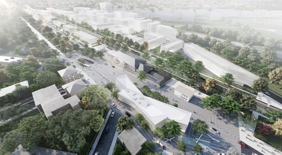 TRANSBORDER CITY MASTER PLAN
