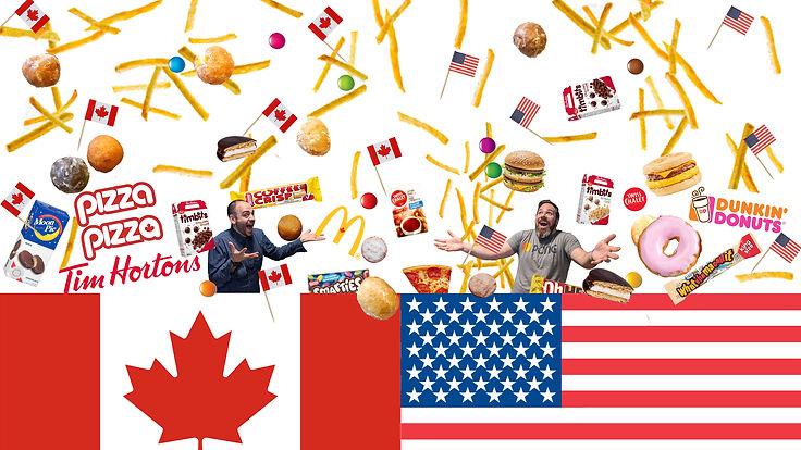 American vs Canadian show