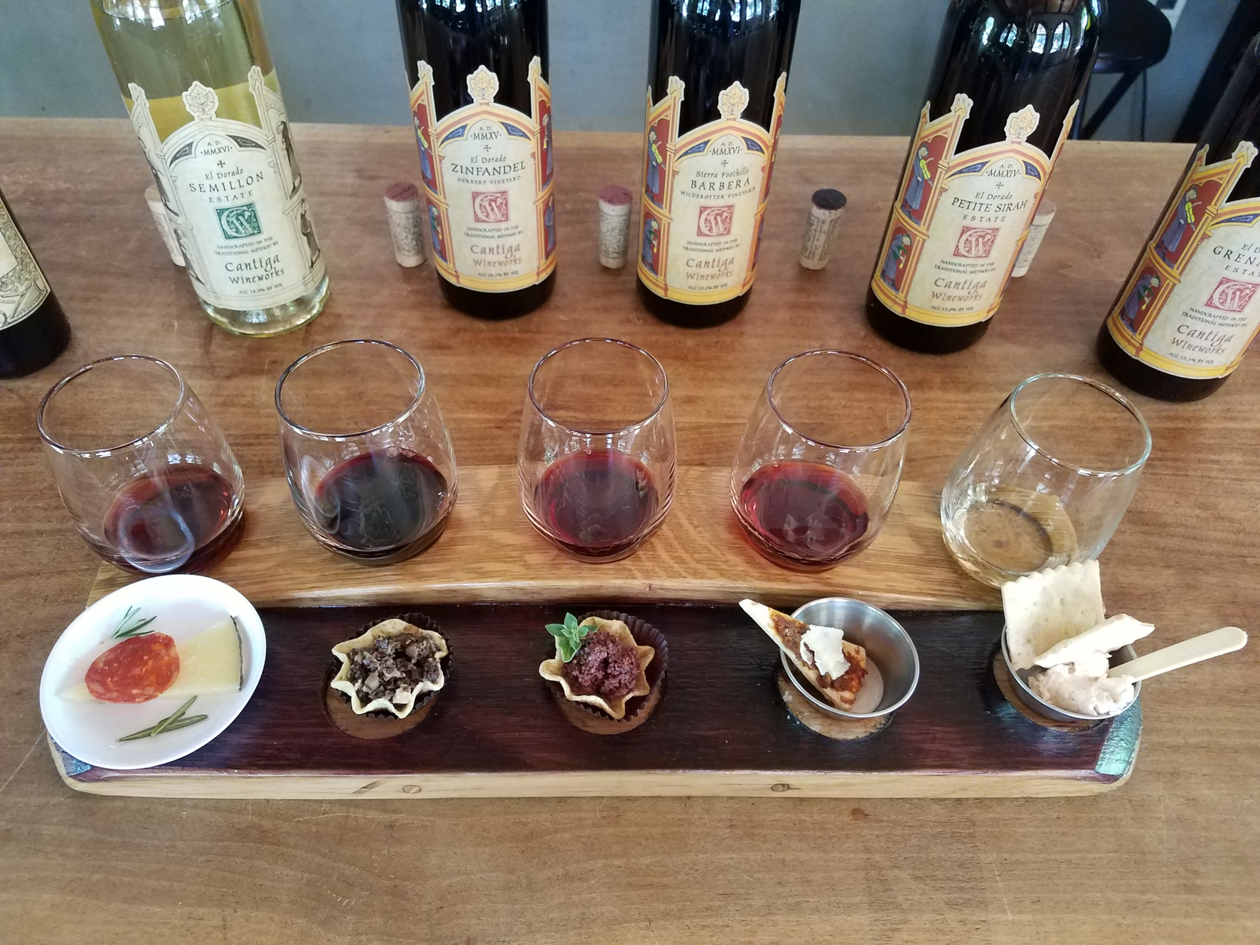 Seated Tasting Appointment (Sat-Sun)