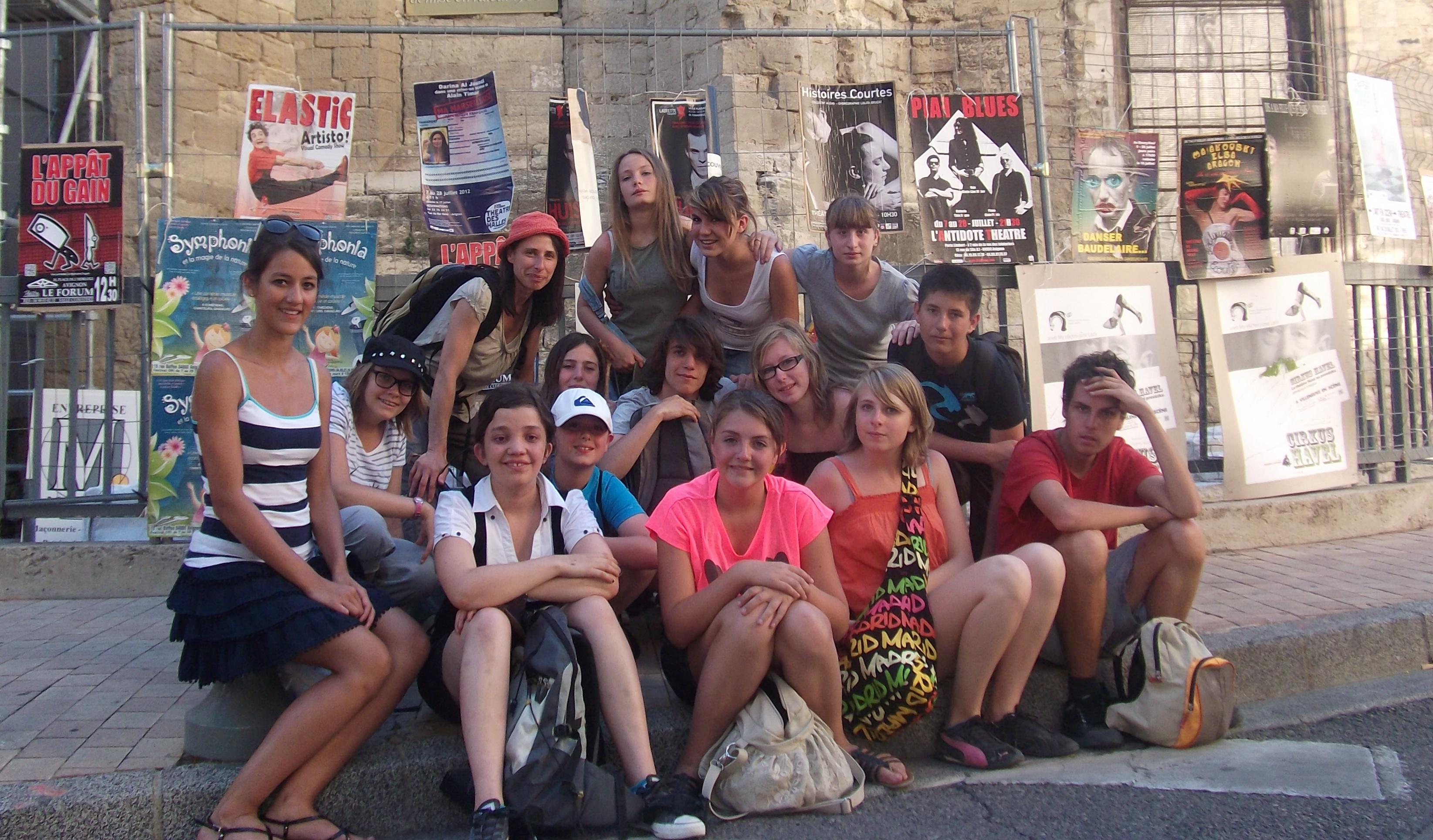 Troupe Avignon
