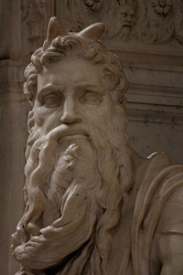 Moses (sculpture by Michelangelo)