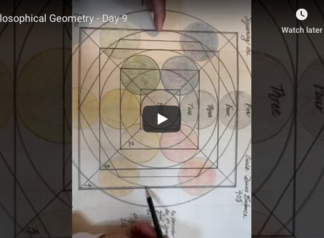 Philosophical Geometry - Day 9: Grantahedron & Squaring the Circle