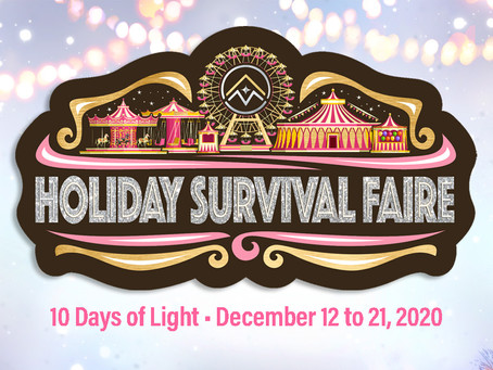 Holiday Survival Faire 2020