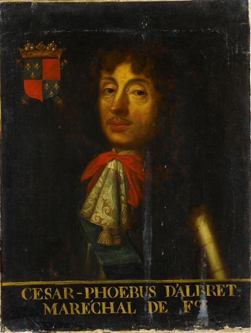 Le Maréchal d'Albret