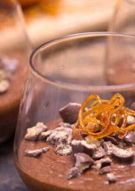 Mousse Chocolat-Orange