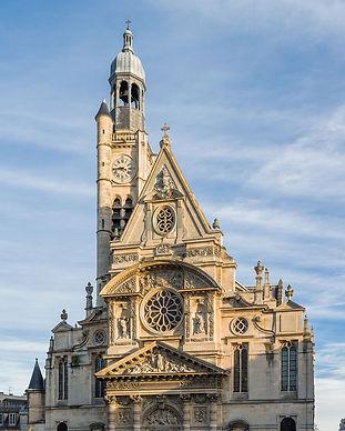 St-Etienne-du-Mont_Exterior,_Paris,_Fran