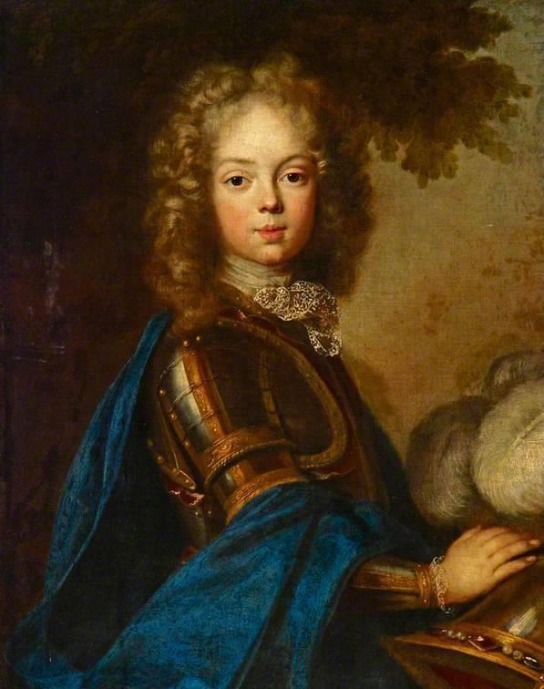 Louis-Auguste de Bourbon, duc du Maine