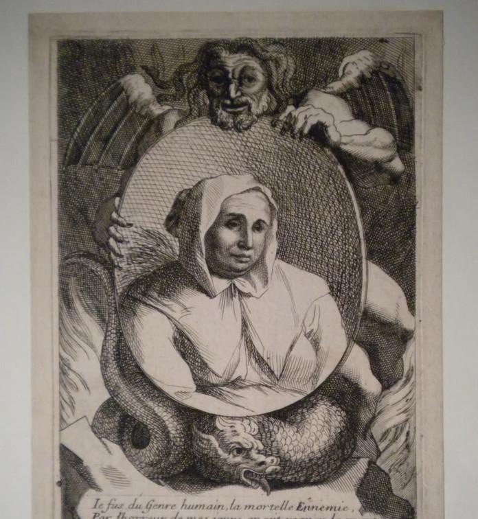 Catherine Deshayes, dite la Voisin