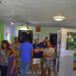 Solomon Studio, Cayman Brac 2