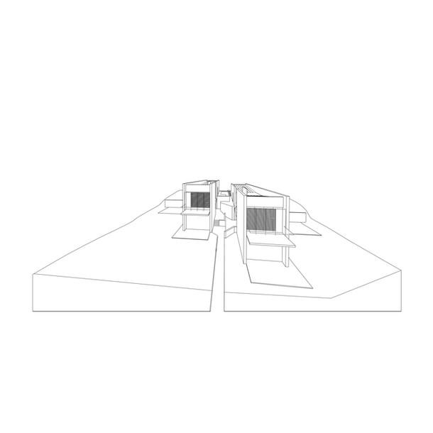 Tripoli Twin Houses