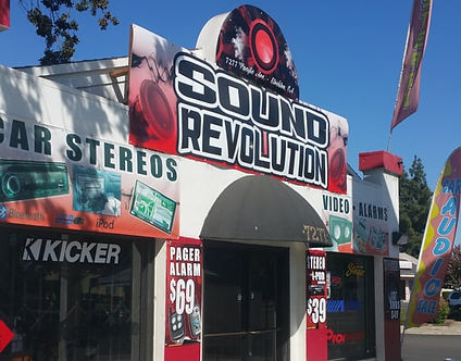Car Amp Boat Stereos Shop Stockton Ca Sound Revolution