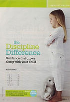 Discipline article by Holly Bennett