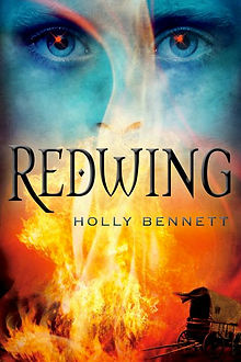 Redwing YA novel by Holly Bennett
