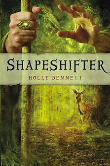 Shapeshifter YA novel by Holly Bennett