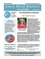 Newsletter edited by Holly Bennett