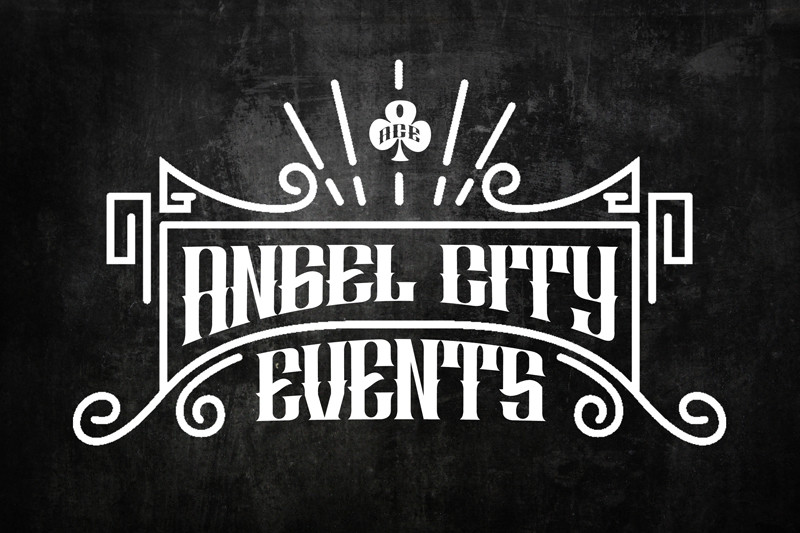 Angel City Events Neon Logo