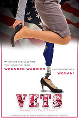 "Poster for ""VETS: The Musical"""