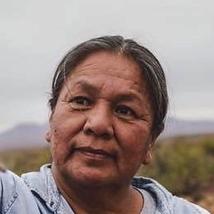 Twila Cassadore Apache Elder