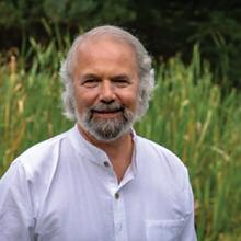 David Karchere, author and spiritual director at sunrise ranch.