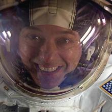 Ron Garan a former NASA Astronaut and public speaker