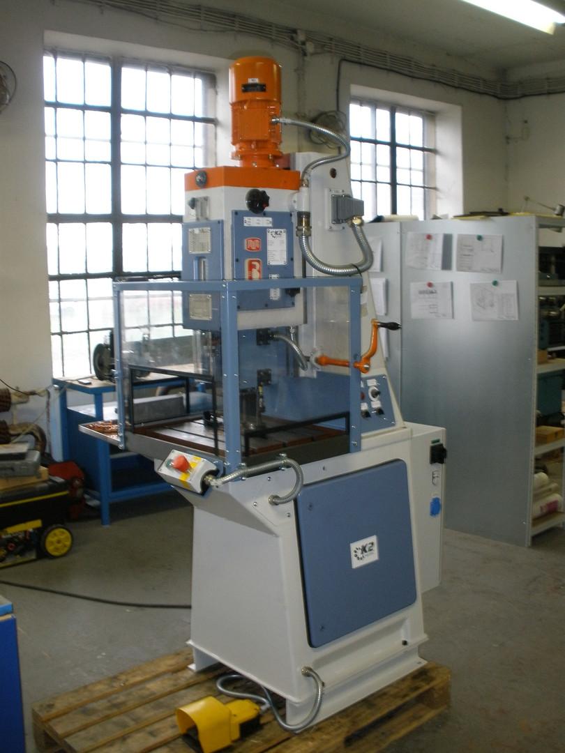 Repase strojích zařízení