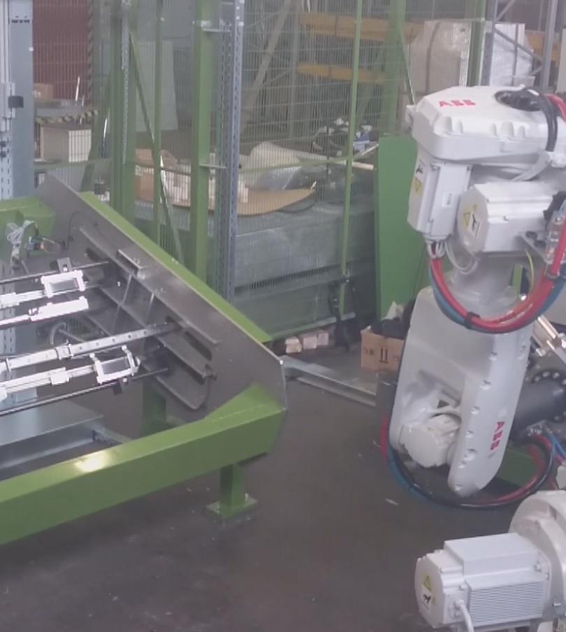 Manipulace robot ABB