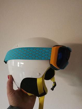 Dětská helma - brýle