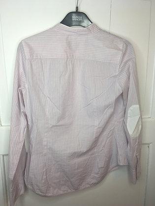 Růžová košile - ZARA