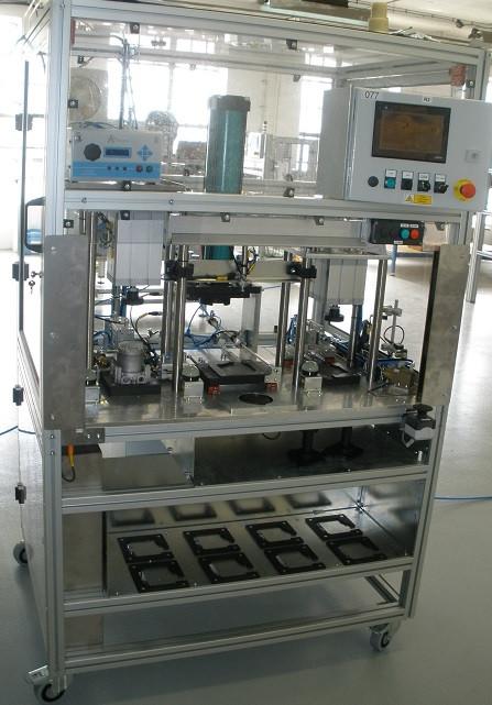 Leak test, hydropneumatické systémy