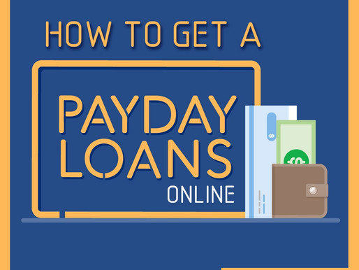 How to get Payday Loan online with Bad credit?