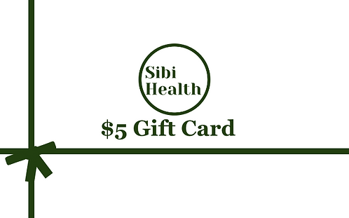 $5 E-Gift Card