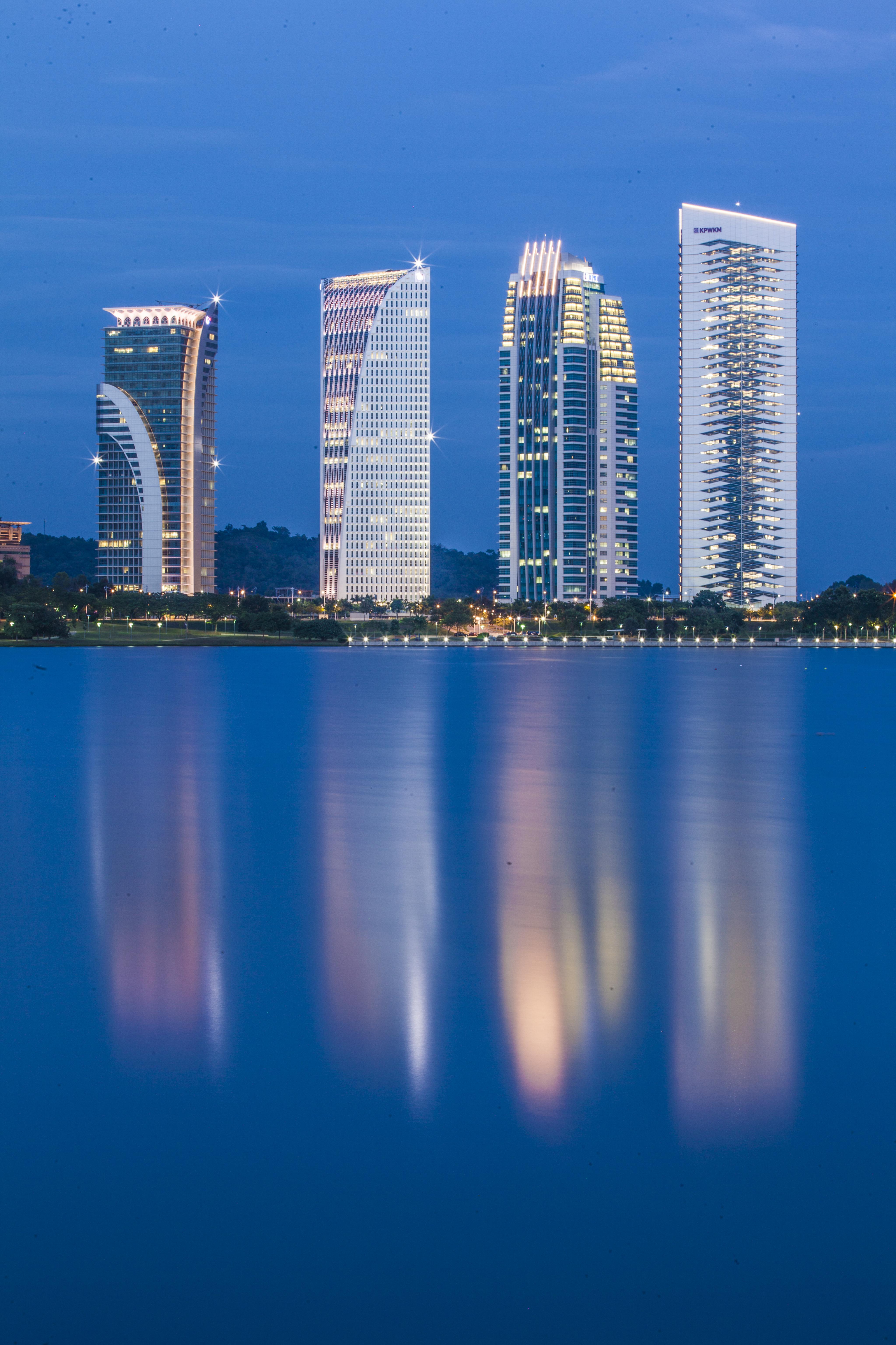 Putrajaya Ministry Buildings