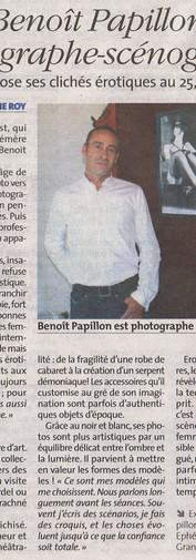 Voix du Jura / 28 Août 2014