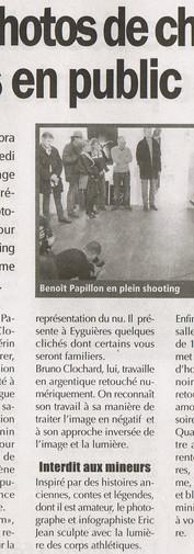 Le Regional / Octobre Novembre 2009