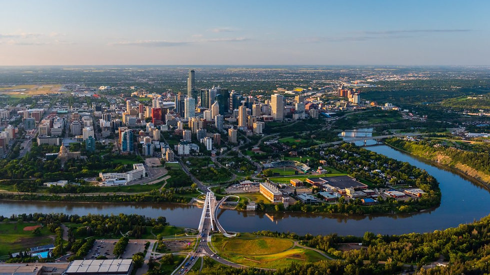 Edmonton_Downtown_Cityscape-during-the-s