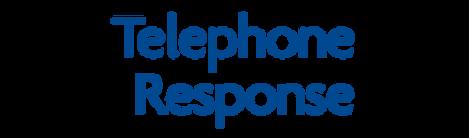 Telephone Response