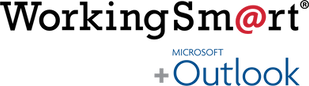 WorkingSm@rt using MS Outlook Logo