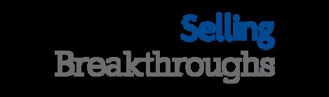 Selling Breakthroughs