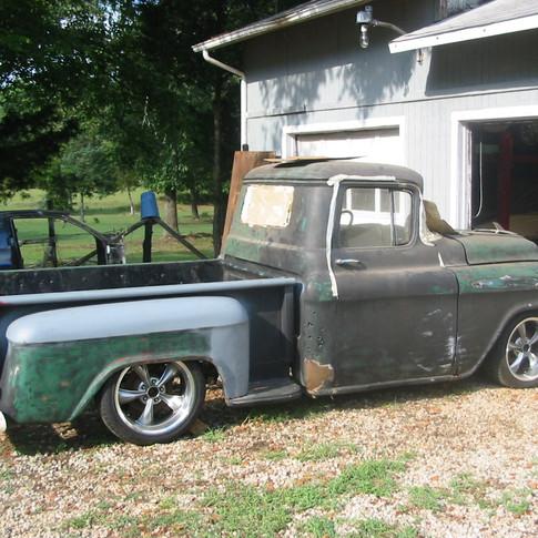 57 Shop Truck