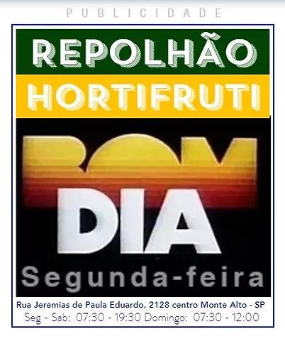 Repolhão MA Horti Fruti made in roça Bom