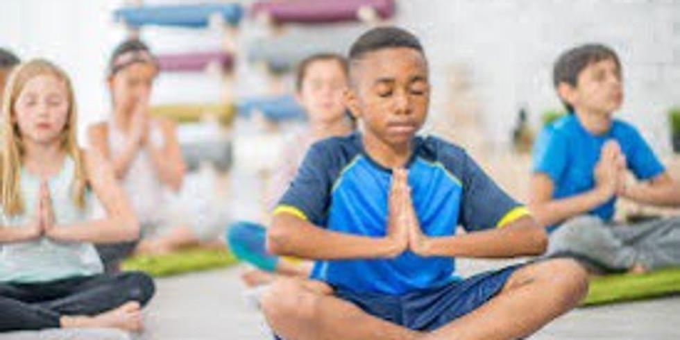 Meditation with Kids {5+}