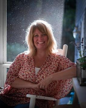 Karen Ann with Heart Light Living