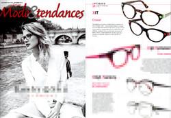 inform'optic-modes et tendances. Septembre 2014