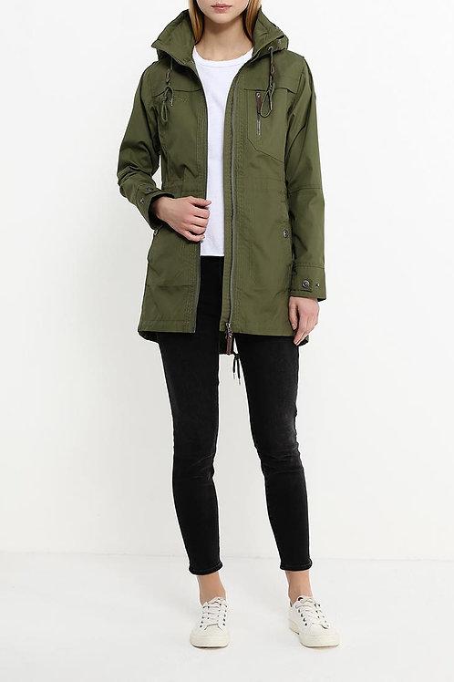 Куртка до бедра текстиль