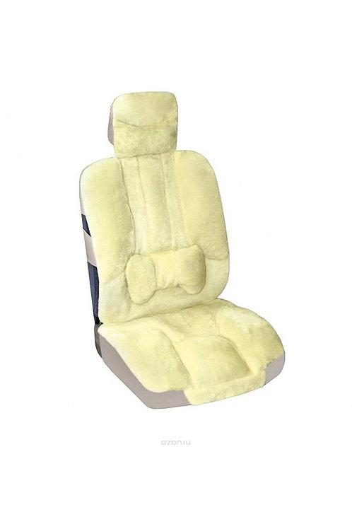 Авточехол искусственный мех заднее сиденье