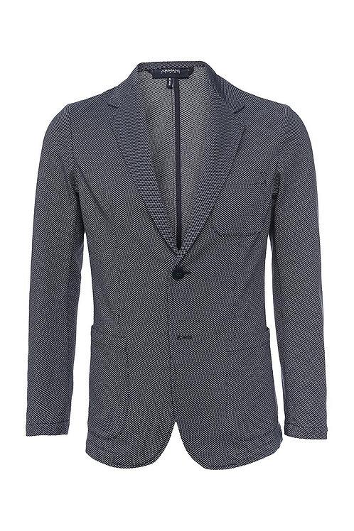 Пиджак без подклада текстильный