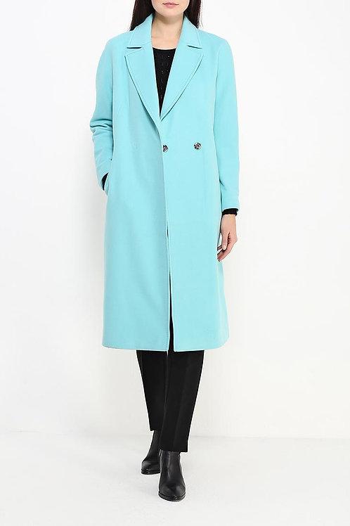 Пальто ниже колена текстиль