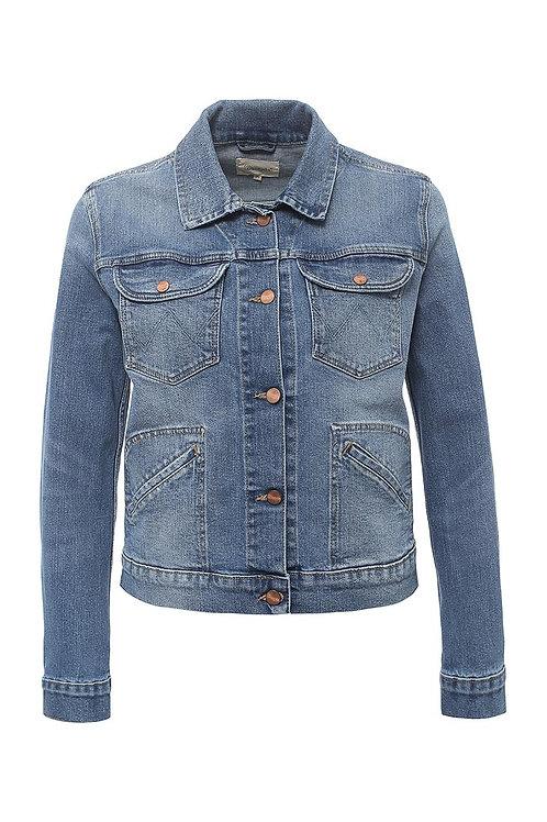 Куртка джинсовая без подклада