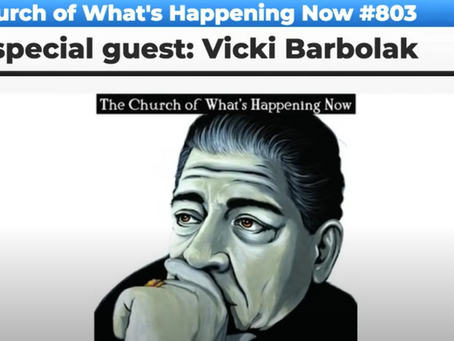 The Church: #803 - Vicki Barbolak